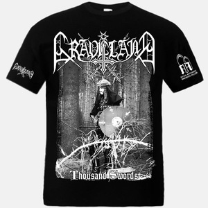 GRAVELAND - Thousand Swords - T-SHIRT