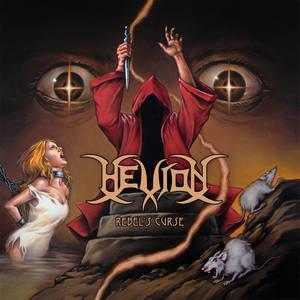 HELLION - Rebel's Curse - CD