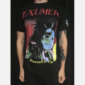 EXUMER - Possessed by Fire - T-SHIRT