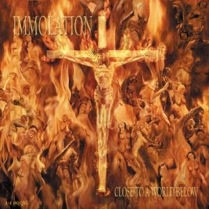 IMMOLATION - Close to a World Below - CD