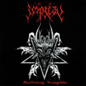 IMPIETY - Skullfucking Armageddon - CD