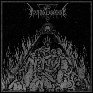 INSANE VESPER - Abominations of Death - CD