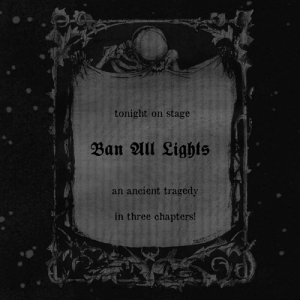 KERKER - Ban All Lights - CD