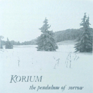 KORIUM - The Pendulum of Sorrow - CD