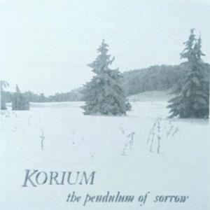 KORIUM - The Pendulum of Sorrow - CD