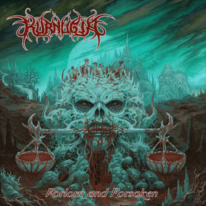 KURNUGIA - Forlorn and Forsaken - CD