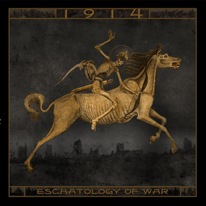 1914 - Eschatology of War - GATEFOLD 2X12''LP (WHITE)