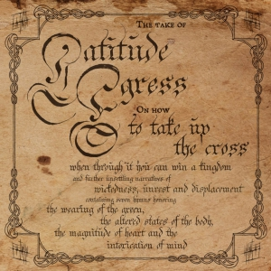 LATITUDE EGRESS - To Take Up the Cross - CD
