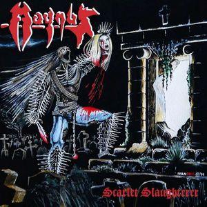 MAGNUS - Scarlet Slaughterer - CD