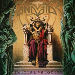 MANDATOR - Initial Velocity - CD