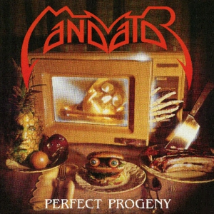 MANDATOR - Perfect Progeny / Strangled - CD