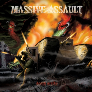 MASSIVE ASSAULT - Death Strike - CD