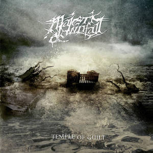 MAJESTIC DOWNFALL - Temple of Guilt -CD