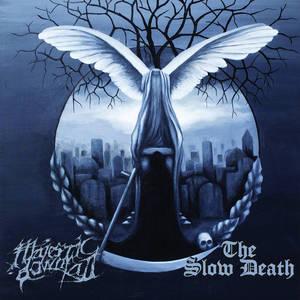 MAJESTIC DOWNFALL / THE SLOW DEATH - Split -CD