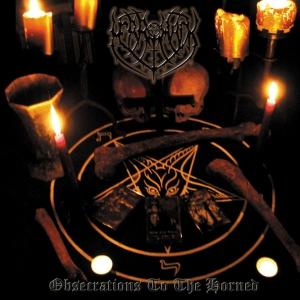 MERRIMACK - Obsecrations to The Horned - CD