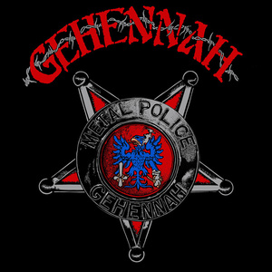 GEHENNAH - Metal Police - CD