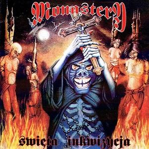 MONASTERY (PL) - Swieta Inkwizycja - CD
