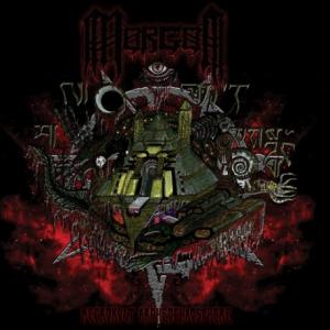 MORGON - Necrokult Archeochaosphere - CD