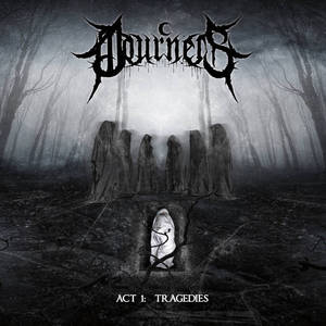 MOURNERS - Act I: Tragedies - DIGI-CD