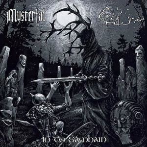 MYSTERIAL / LORD WIND – In To Samhain - CD