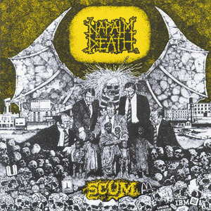 NAPALM DEATH - Scum - DIGI-CD