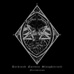 DARKENED NOCTURN SLAUGHTERCULT - Necrovision - CD