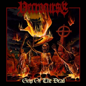 NECROCURSE - Grip of the Dead - CD