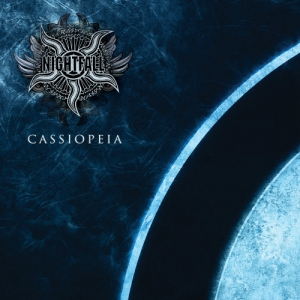 NIGHTFALL - Cassiopeia - DIGI-CD