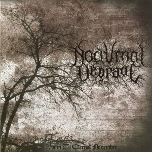 NOCTURNAL DEGRADE - Hymn to Eternal November - CD