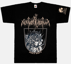 NOKTURNAL MORTUM - Dyka Vyra - T-SHIRT