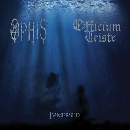 OFFICIUM TRISTE / OPHIS - Immersed - 12''LP (BLACK)