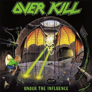 OVERKILL - Under the Influence - CD