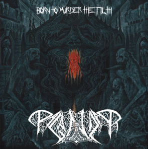 PAGANIZER - Born To Murder The Filth - SLIPCASE-CD