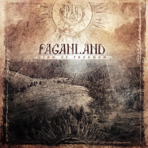 PAGANLAND – Wind of Freedom - CD