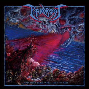 PARKCREST - .​.​.​and That Blue Will Turn to Red - CD