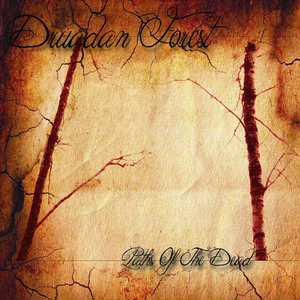 DRUADAN FOREST - Paths of the Dead - DIGI-CD