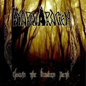 PIAREVARACIEN - Down the Broken Path - CD