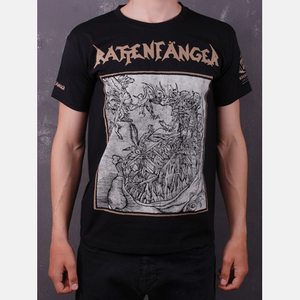 RATTENFANGER - Open Hell For The Pope - T-SHIRT