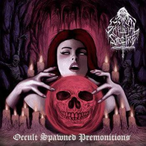SKELETAL SPECTRE - Occult Spawned Premonitions - CD