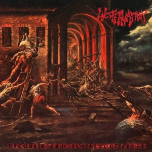 ENCOFFINATION - Ritual Ascension Beyond Flesh - CD