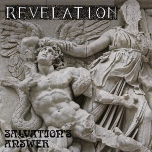 REVELATION - Salvation's Answer - CD