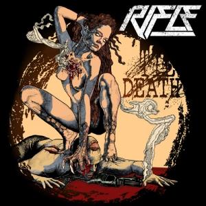 RIFLE - `Till Death - CD