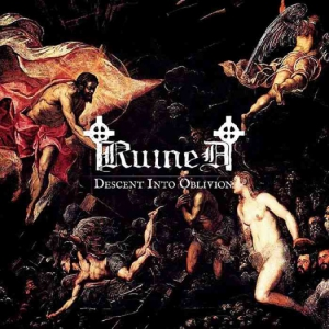 RUINED - Descent Into Oblivion - CD