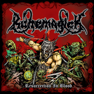 RUNEMAGICK - Resurrection in Blood - DIGI-CD