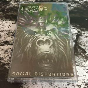 ETERNAL RAGE - Social Distortions - TAPE