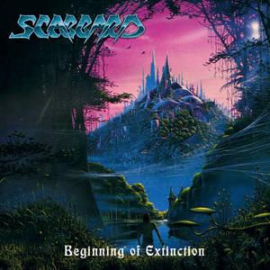 SCABBARD - Beginning of Extinction - CD