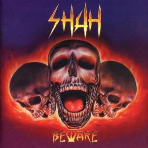 SHAH - Beware - CD