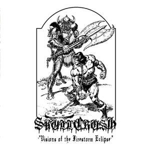 SKULLCRUSH - Visions of the Firestorm Eclipse - CD