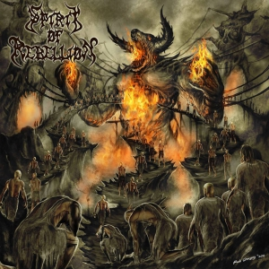 SPIRIT OF REBELLION - The Enslavement Process - CD
