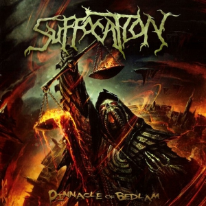 SUFFOCATION - Pinnacle of Bedlam - CD